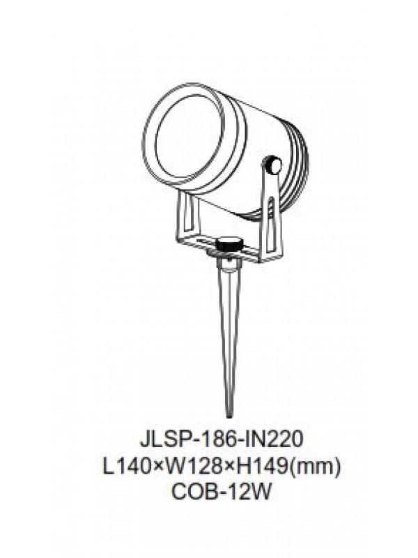 Proiector Gradina JLSP186