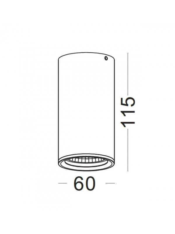 Lampă downlight  JLBL183