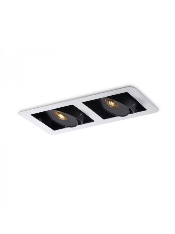 Lampa Spot Grile Dublu JLDC419
