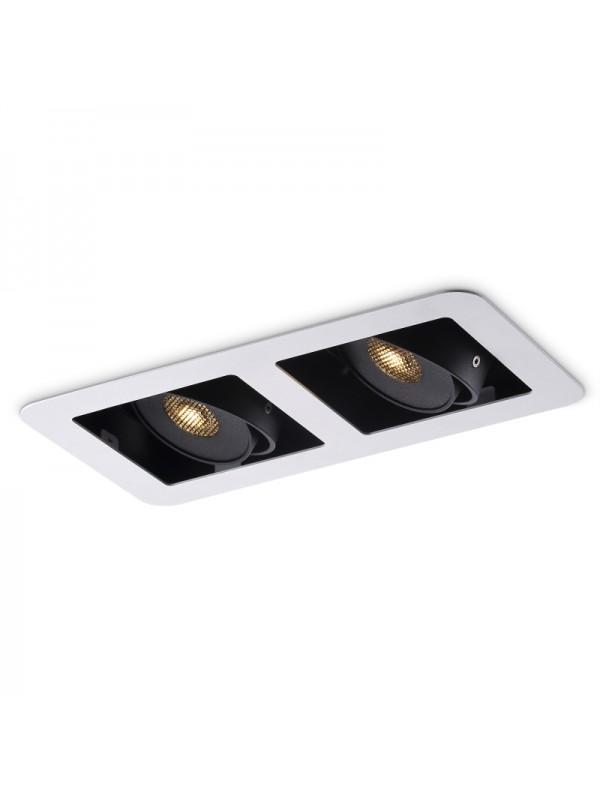 Lampa Spot Grile Dublu JLDC421