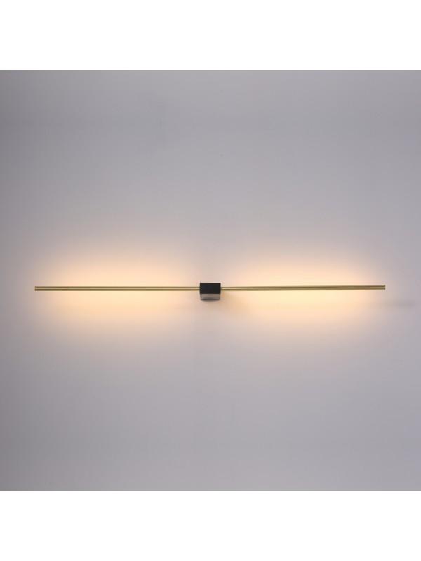 Lampa de perete JLWA390-BK/GD