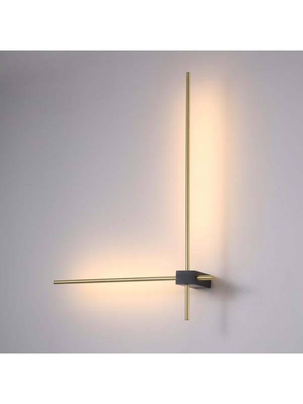 Lampa de perete JLWA392-BK/GD