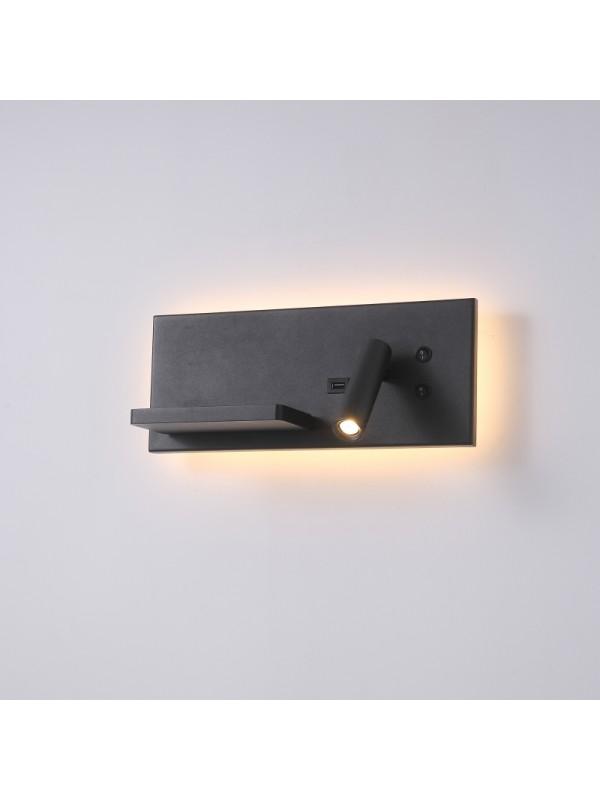 Lampa pentru citit JLWA417-Negru