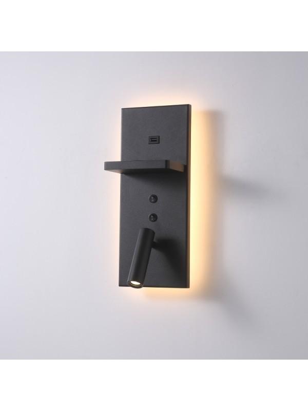 Lampa pentru citit JLWA418-Negru