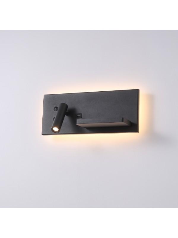 Lampa pentru citit JLWA419-Negru