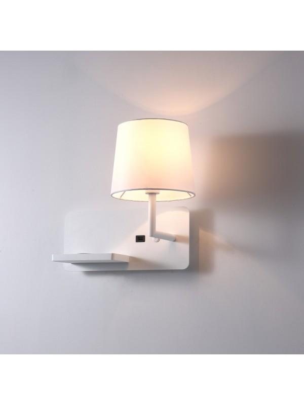 Lampa pentru citit JLWA420-Alb