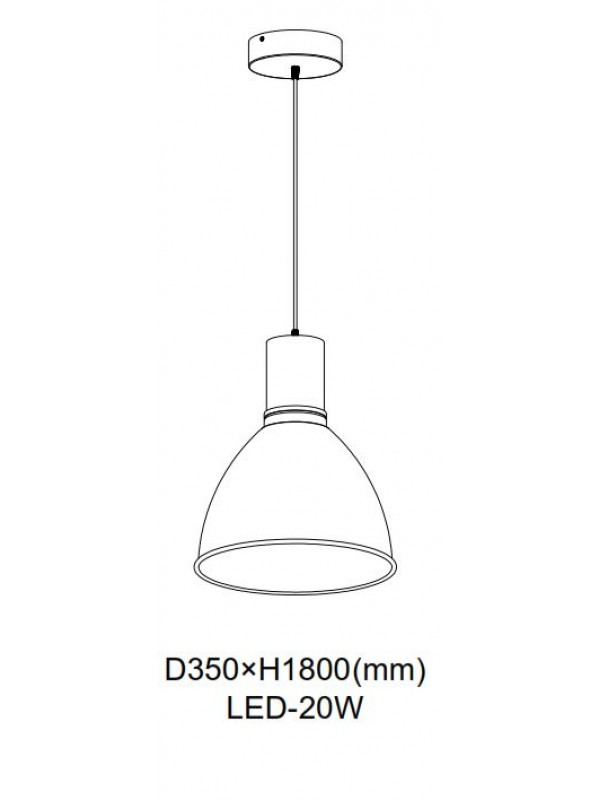 Pendule Birou JLPL302 -WT