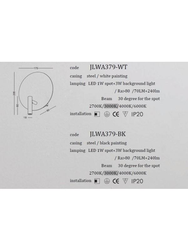 Lampă pentru citi JLWA379 -WT