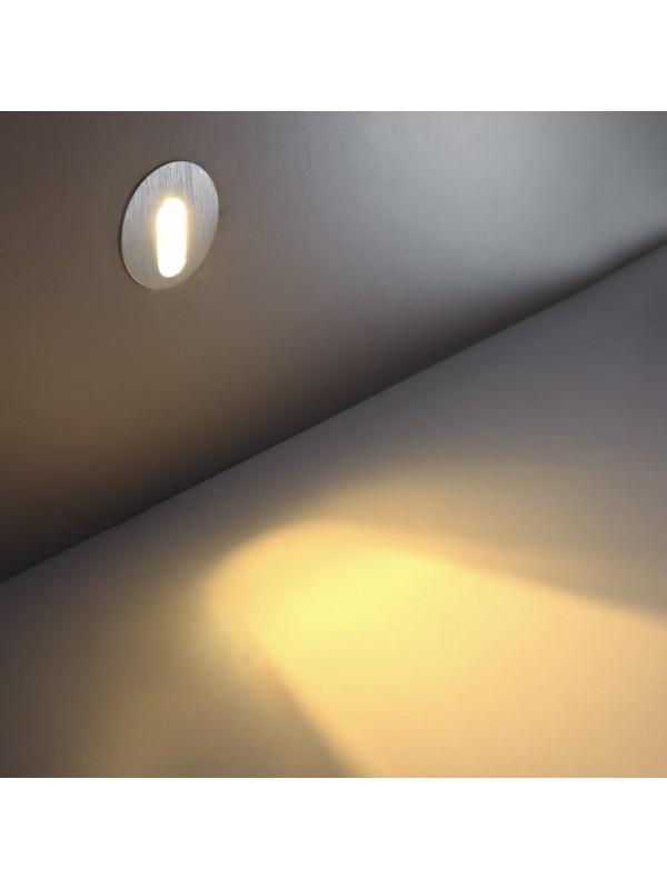 Lampa incastrata rotunda pentru scării JLSL002