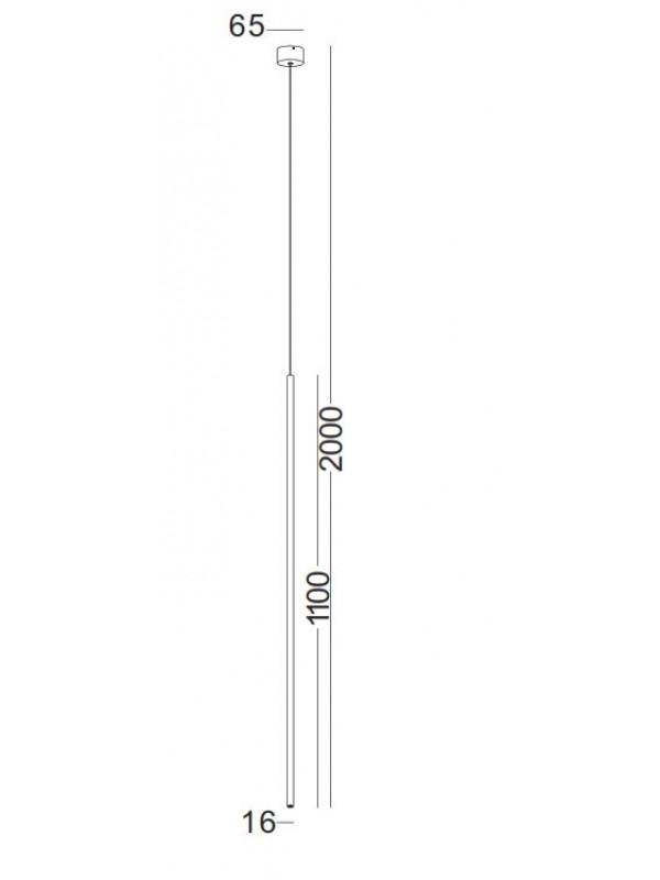 Pendul JLHL012-BK