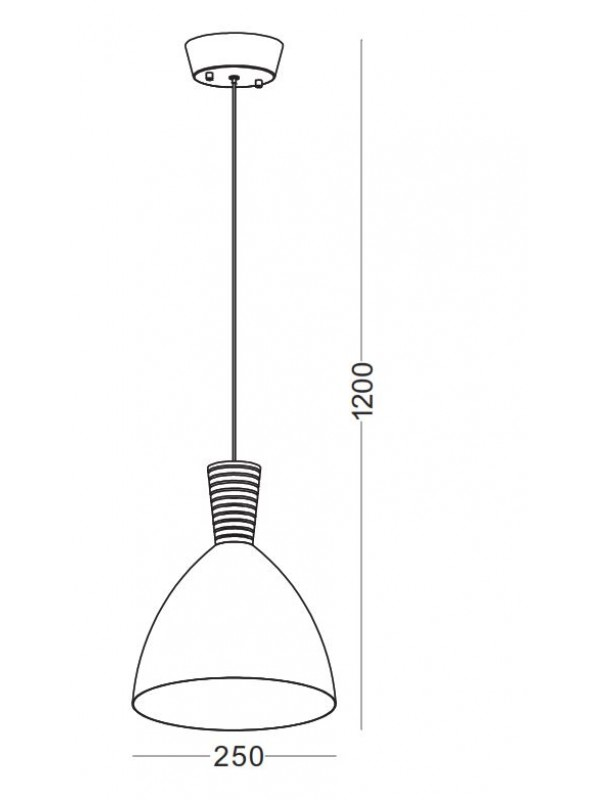 Pendul Con JLPL221