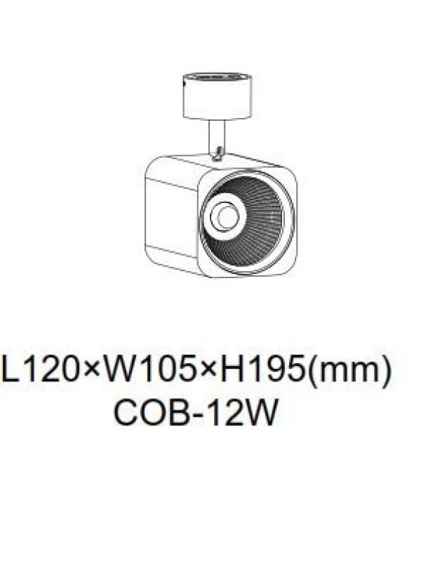 Lampă Spot Aplicat JLSP168