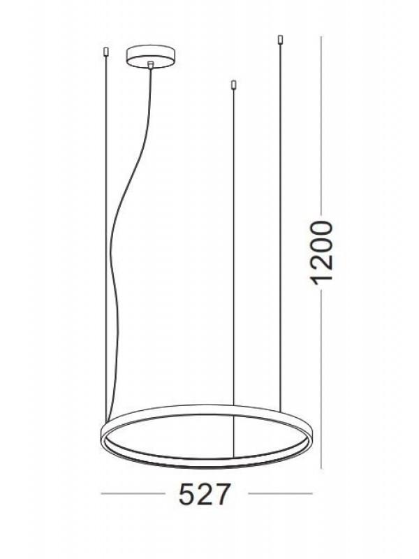 Pendul Cerc JLPL252
