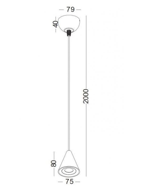 Pendule JLPL288