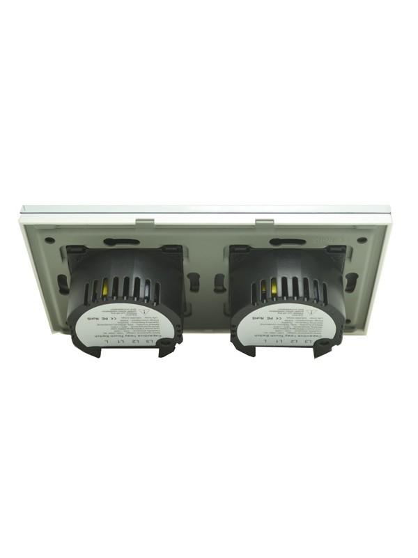 Întrerupătoare WIFI Touch + PRIZA  JLW2-F231