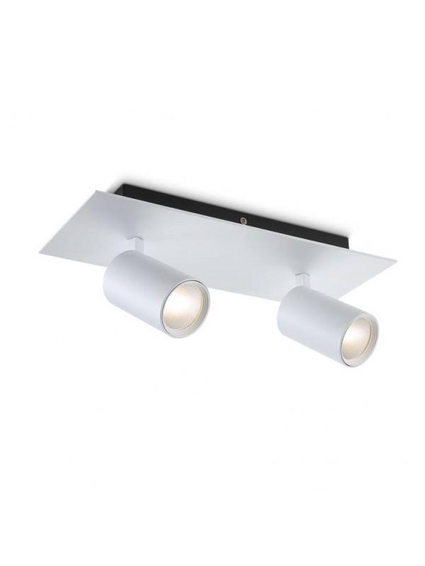 Lampă Spot Dublu  JLBL238-WT