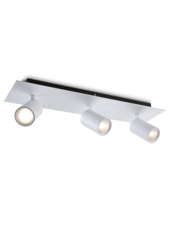 Lampă Spot Triplu JLBL239-WT