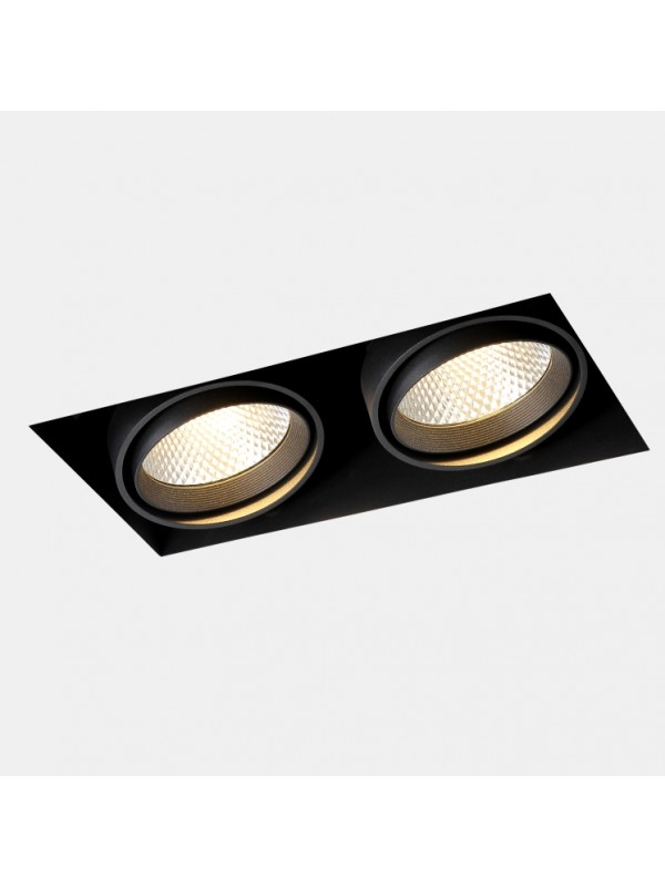 Lampă Spot Grile Dublu JLDC215-28W