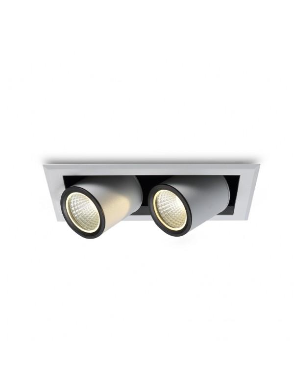 Lampă Spot Grile Dublu  JLDC318