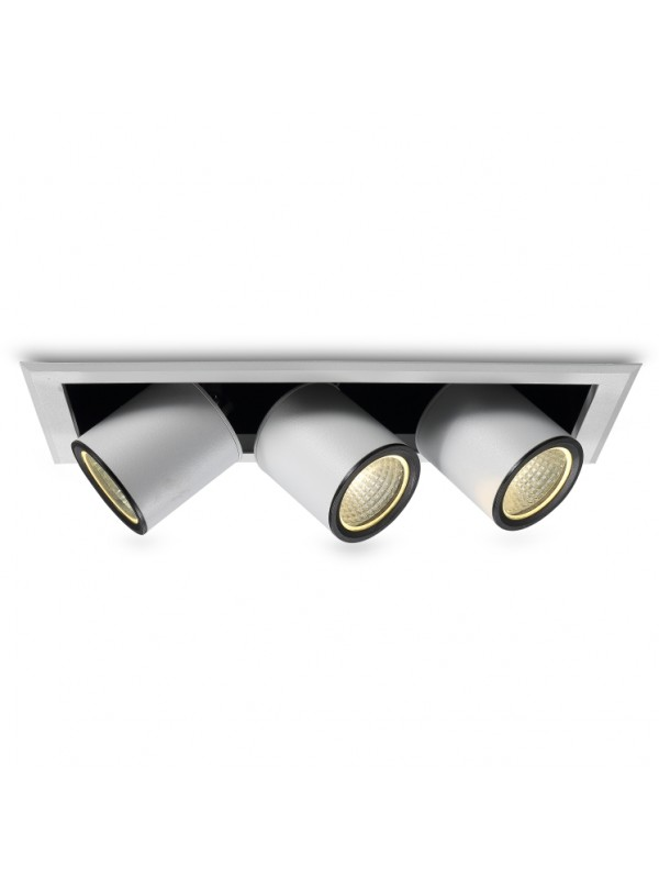 Lampă Spot Grile Dublu  JLDC319