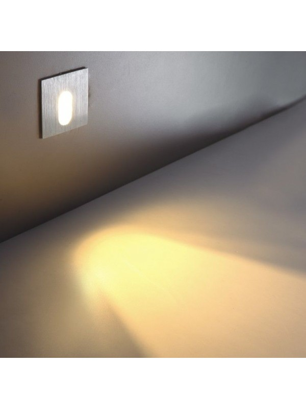 Lampa incastrata pătrata pentru scării JLSL001