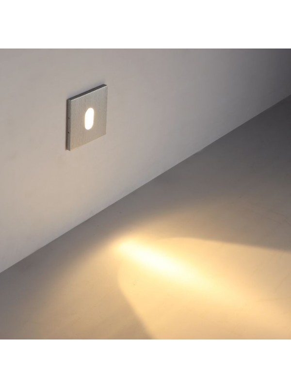 Lampa incastrata pătrata pentru scării JLSL011