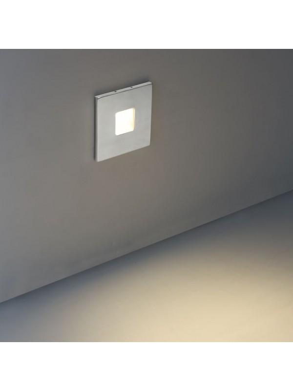 Lampa incastrata pătrata pentru scării JLSL012A