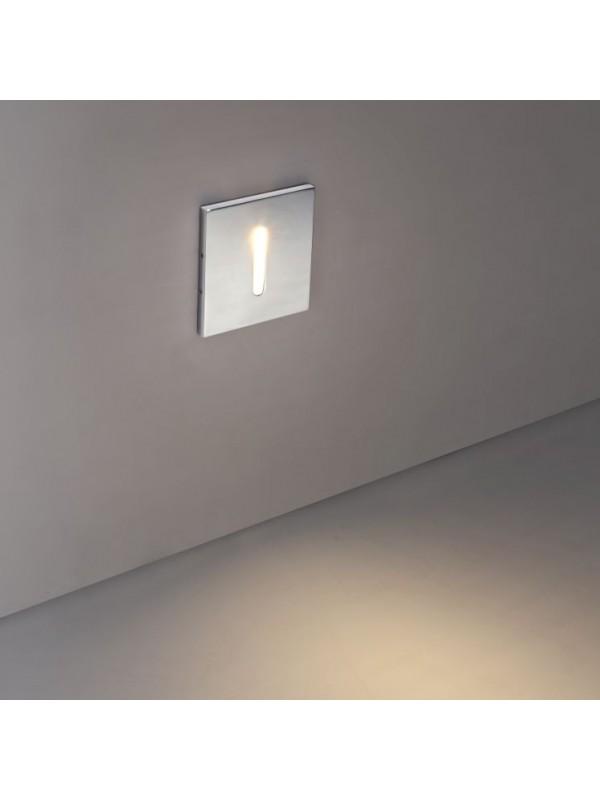 Lampa incastrata pătrata pentru scării JLSL013A