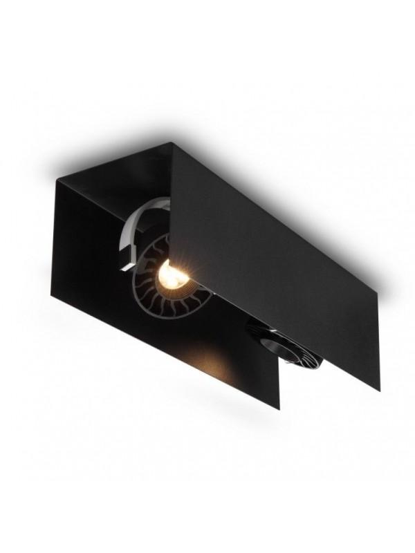 Lampă Spot Dublu JLSP161-BK