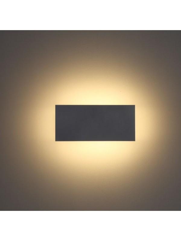 Lampa de perete dreptunghi  3D  JLWA294A-BK