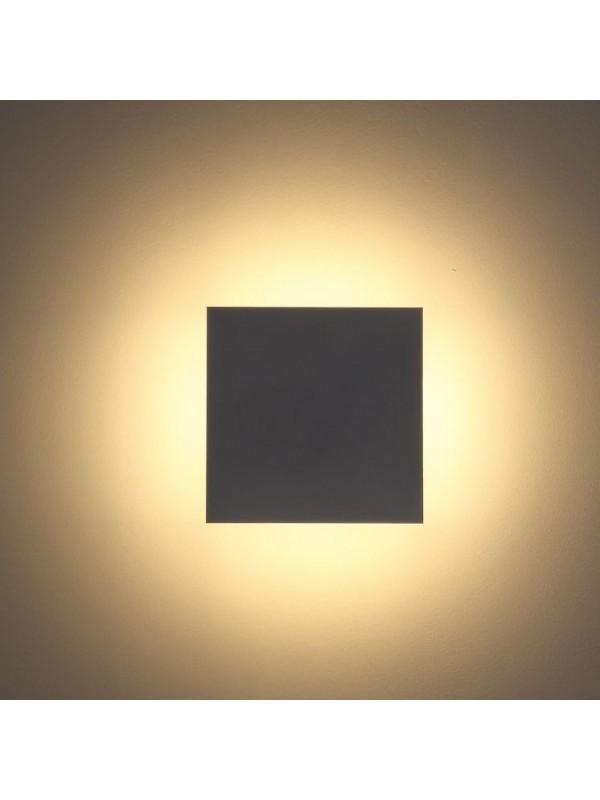Lampa de perete cub 3D  JLWA296A-BK