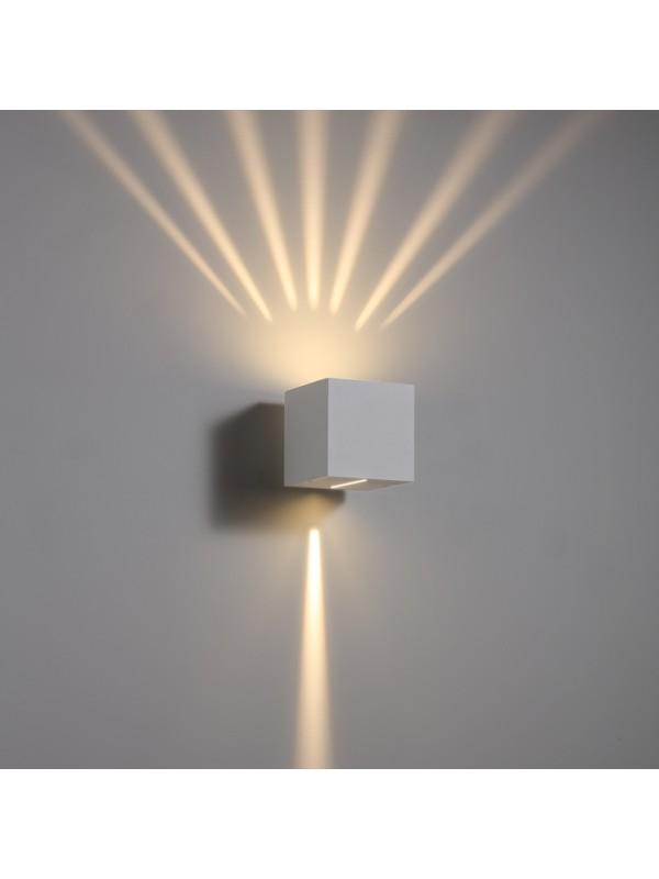 Lampă led decorativă cub JLWA300J-WT